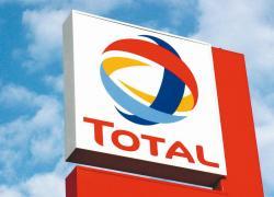 Fin de grève à la raffinerie Total de Grandpuits