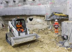 Les « Construction Days», salon des TP en septembre, sont avancés d'une semaine