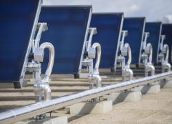 Et si le solaire thermique remplaçait le gaz et le fioul dans l'industrie et le chauffage urbain ?