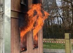 Les 14 du Groupe Feu élaborent une alternative économique de façade bois