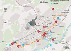 Besançon: plusieurs centaines de manifestants contre un projet d'écoquartier
