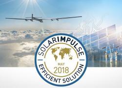 De nombreuses solutions françaises innovantes labellisées par la Fondation Solar Impulse