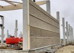 Murs en béton de chanvre : le pari de Wall Up en Seine-et-Marne