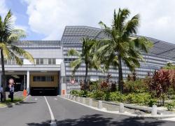 Polynésie: la climatisation maritime de l'hôpital bientôt achevée