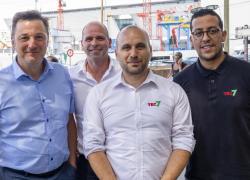 Le fabricant belge Tec7 s'impose via le réseau des quincailliers