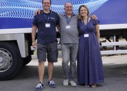 Interview de la famille Tognetti, à la tête de la société Mirbat, spécialiste en isolation projetée