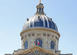 Académie française: la Coupole doit être rénovée face au risque d'incendie