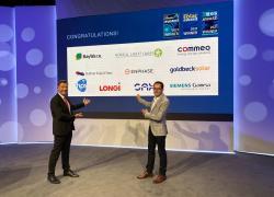 Intersolar, les Awards 2021 récompensent un stockage-onduleur et des panneaux PV surpuissants
