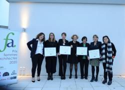 Prix Femmes Architecte 2021 : prolongation des délais d'inscription