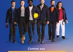 Le CCCA-BTP recherche des jeunes pros du BTP pour sa campagne 2021