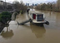 Une menace grandissante de crue exceptionnelle pour Paris selon les experts