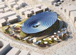 Saint-Gobain fournit ses solutions de construction pour l'exposition universelle de Dubai