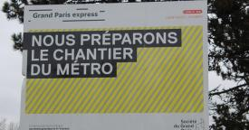Grand Paris et Tours