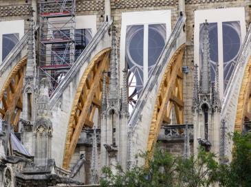 Notre Dame : 15 ans de travaux et un cas stratégique en termes d'emplois