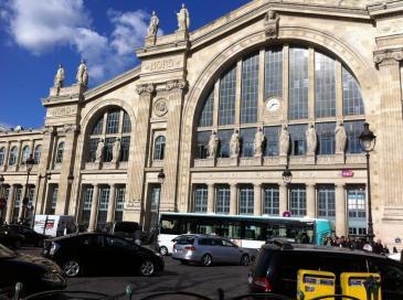 Des architectes dénoncent un projet de centre commercial à la Gare du Nord