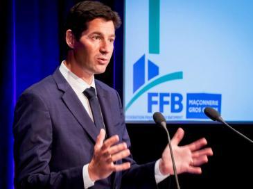 Christophe Possémé, nouveau président de l'UMGO-FFB