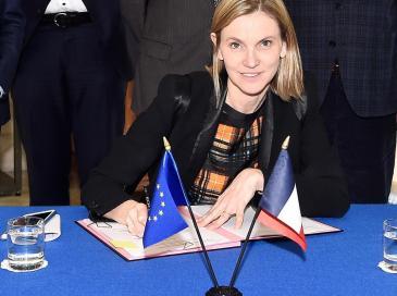 Signature d'une feuille de route à 4 ans pour l'industrie du béton