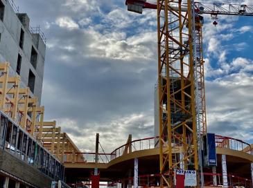 93% des chantiers ont repris avec la crainte d'un trou d'air