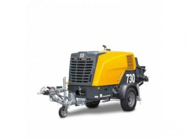 P 730 - Pompe à béton