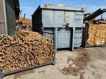 Une pétition pour stopper les exportations de grumes en Chine et sauver