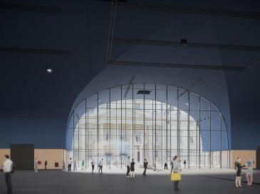 Série Grand Palais Ephémère : un ouvrage autofinancé et conçu pour une réutilisation