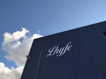 Lhyfe lance en Vendée la première production d'hydrogène vert à partir d'électricité éolienne