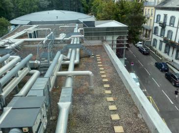 Bâtiments tertiaires : une vaste étude pointe la vétusté des équipements techniques