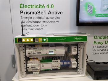 Schneider Electric présente ses tableaux électriques connectés pour le logement et le tertiaire