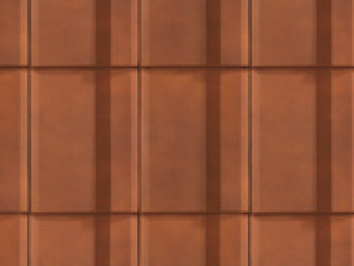 Tuiles contemporaine c tes terre cuite couverture en 1314p1 for Koramic tuile