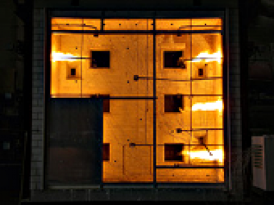 THERM+ façades par-flammes