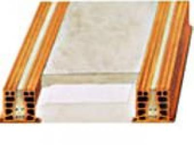 Planchers avec isolation thermique