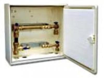 Fantastique COFFRET DOUBLE COMPTAGE Compteurs d'eau Alimentation - 42042p1 YF-34