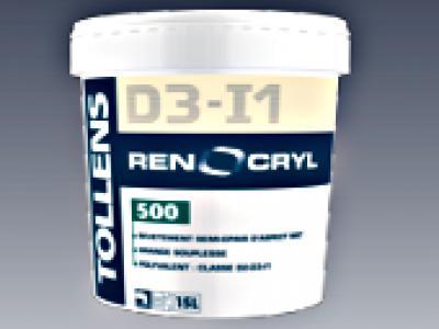 Revêtement Semi épais à Base De Copolymères Acryliques En Phase Aqueuse