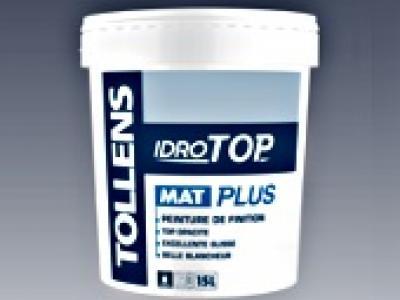 Idrotop Mat Plus Acrylique Peintures Peintures Intérieures
