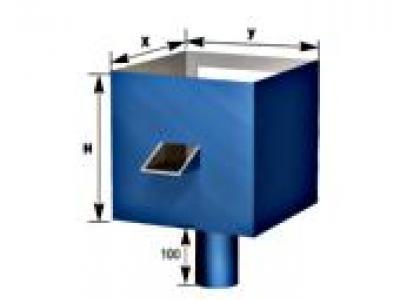 boite eau accessoires ventilation et puits canadien 8279p1. Black Bedroom Furniture Sets. Home Design Ideas