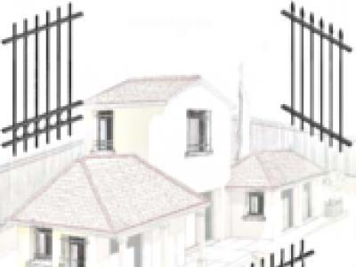 d fense de fenetre grille de d fense equipements de 23800p1. Black Bedroom Furniture Sets. Home Design Ideas