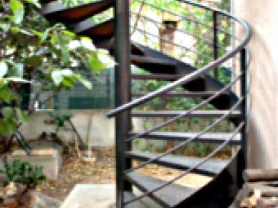 Escalier Exterieur Escaliers Tournants Escaliers 3812p1