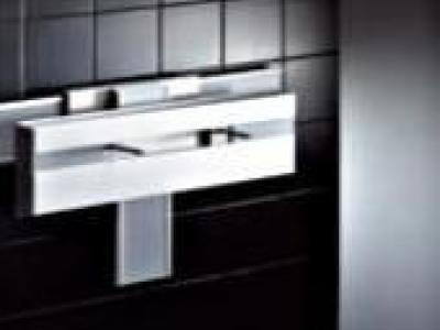 Support lavabo manuel