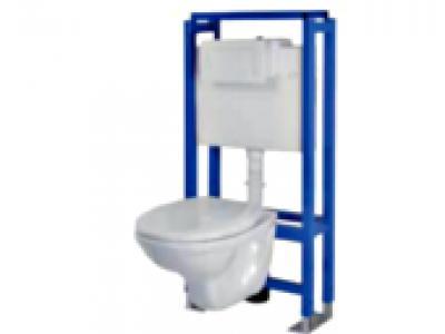 pack wc suspendu autoportant baignoires appareils et 36362p1. Black Bedroom Furniture Sets. Home Design Ideas