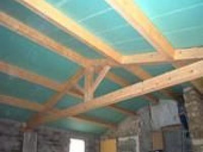 Le panneau toiture