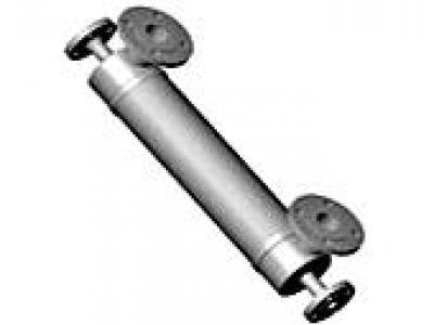Échangeur eau surchauffée en inox 316L