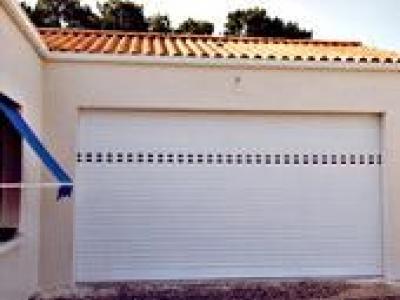 porte de garage enroulable aluminium portes de garage 39894p1. Black Bedroom Furniture Sets. Home Design Ideas