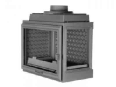foyer eliseo 77 1 cv inserts inserts de chemin e et po les. Black Bedroom Furniture Sets. Home Design Ideas
