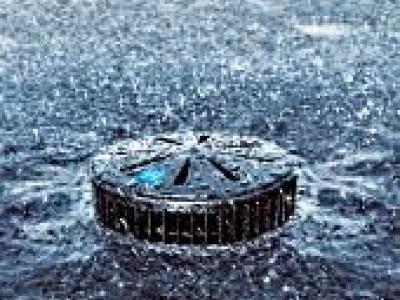 Evacuation des eaux pluviales - Geberit Pluvia