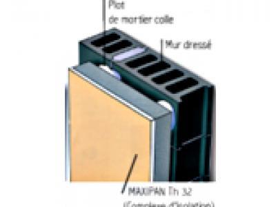 MAXIPAN Th 32 dB