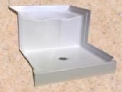 douche fauteuil de niche receveurs de douche appareils et 42108p1. Black Bedroom Furniture Sets. Home Design Ideas