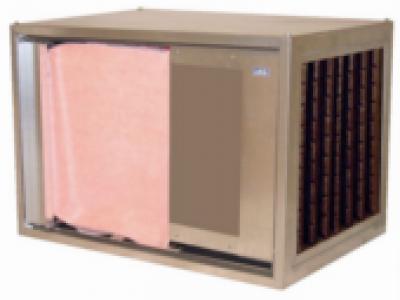 Odor-caisson de filtration a charbon actif