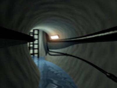 Tunnel et égouts