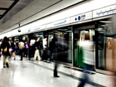 Câbles métro