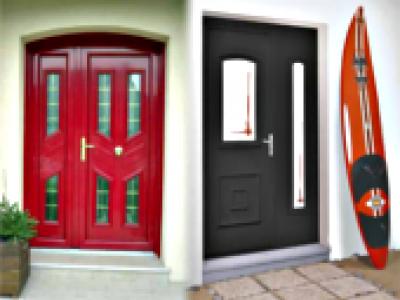 Portes aluminium portes de garage sectionnelles menuiseries et 8880p1 - Porte sectionnelle aluminium ...